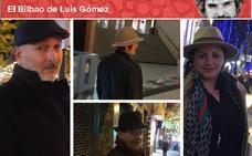 Bilbao, la ciudad de los sombreros