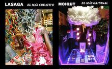 Premio a los mejores escaparates del cogollo de Bilbao