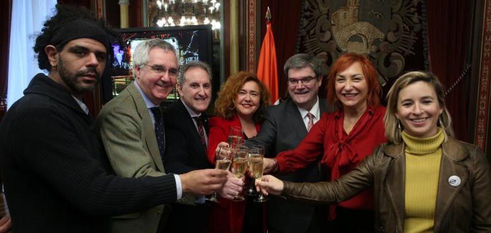 Presupuestos y polvorones para cerrar un ciclo en Bilbao