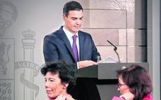 Sánchez no descarta recurrir a los secesionistas para gobernar tras 2020