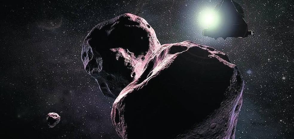 Cita en los límites del Sistema Solar