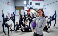 «Hemos apostado por una gestión profesional de la gimnasia rítmica con el aval de 600 familias»