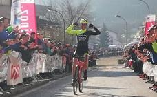 Ruiz de Larrinaga, tetracampeón de Euskadi de ciclocross para despedir el año
