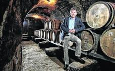 «El vino de calidad nació en Álava»