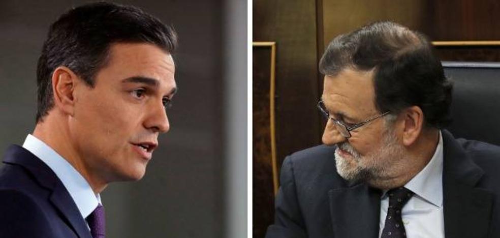 Sánchez cobrará 2.000 euros más que Rajoy