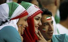 El estadio nacional de Irán acogerá por primera vez a su selección femenina
