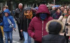 Los termómetros se desploman en Álava, en alerta por heladas hasta el sábado
