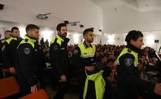 251 aspirantes a policías locales comienzan su formación en la academia de Arkaute