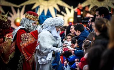 Barakaldo aguarda a los Reyes Magos