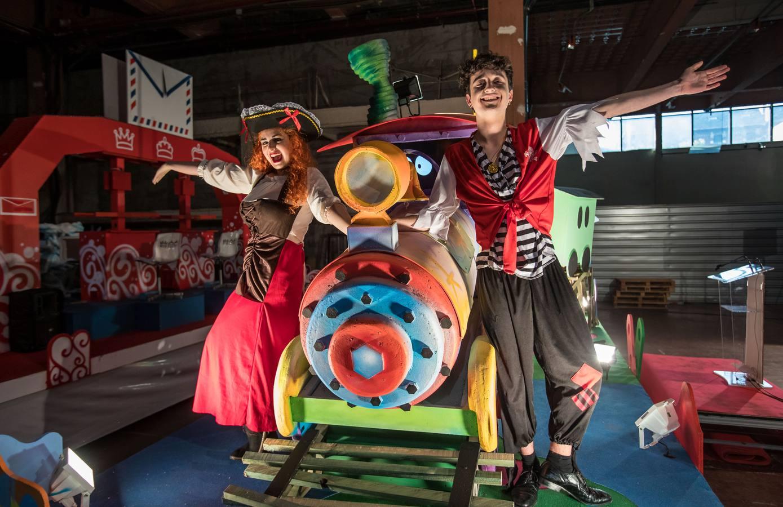 Bilbao ultima los detalles para una cabalgata de Reyes «de película»