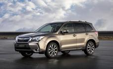 Subaru Forester, más deportivo y moderno