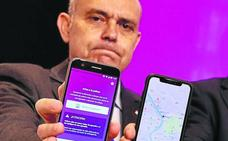Solo uno de los 220 avisos a la Policía de Bilbao con la app antiagresiones era real