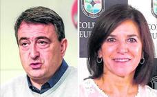 Aitor Esteban e Izaskun Bilbao repetirán al frente de las listas del PNV para generales y europeas