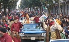 Conoce la agenda de los Reyes Magos en Vitoria para este sábado