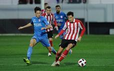 El Bilbao Athletic no puede errar en el duelo de canteras