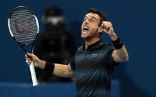 Bautista derroca a Djokovic en Doha