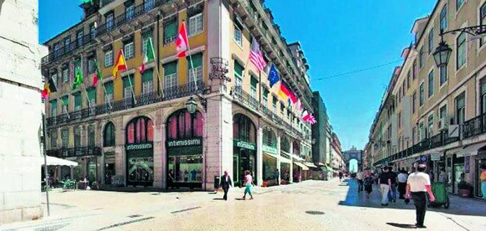 Pinceladas de Vitoria en Portugal