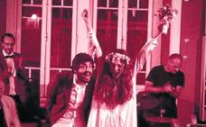 La boda sorpresa de Salvador Sobral