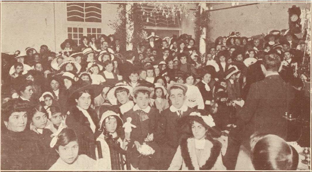 Los niños bolcheviques y otras noticias del Bilbao de hace un siglo