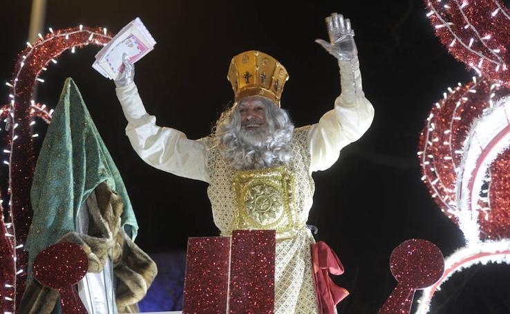 Las fotos de la cabalgata de los Reyes Magos de Vitoria