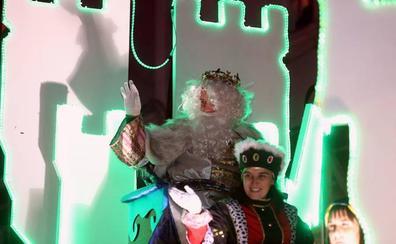Los Reyes Magos llegan a la comarca