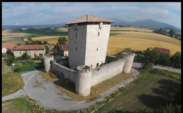 Álava, tierra de castillos