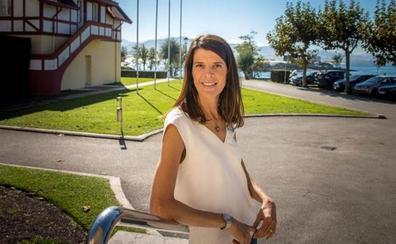 Ruth Beitia, candidata del PP a la presidencia de Cantabria