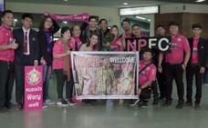 David Cuerva cambia el Barakaldo por el Nongbua Pitchaya tailandés