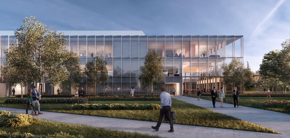 Petronor invertirá 30 millones de euros para construir una nueva sede de la compañía