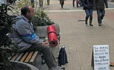 Los perceptores de ayudas sociales municipales crecen en Vitoria un 47%