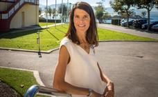Ruth Beitia, elegida candidata del PP a la presidencia de Cantabria