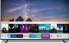 Apple y Samsung se dan la mano en el mercado de los televisores inteligentes