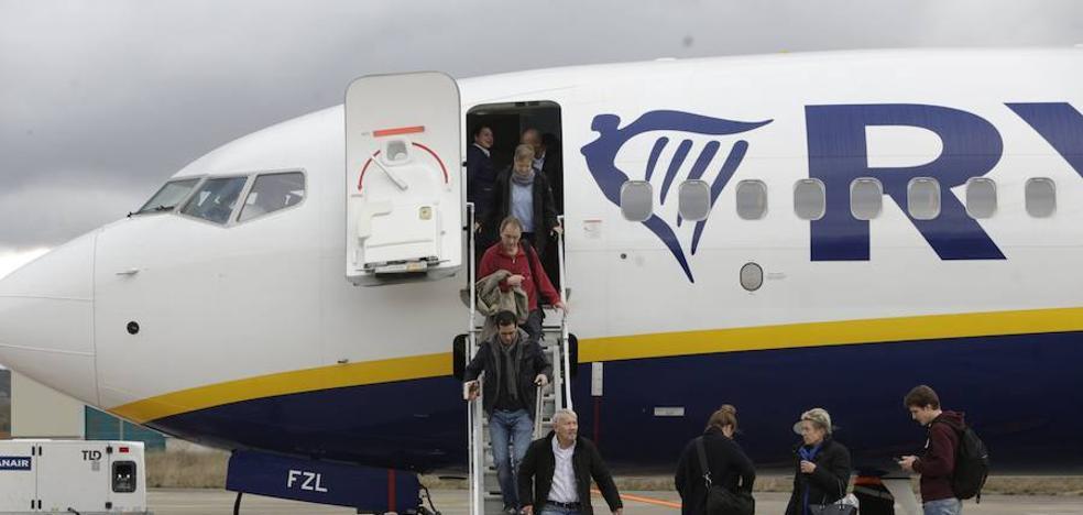 Desconvocada la huelga de Ryanair para este martes