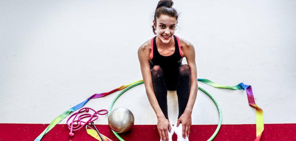 «Ser olímpica es mi gran sueño»