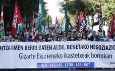 Los sindicatos rechazan la última oferta de la patronal de la red concertada y mantienen los paros