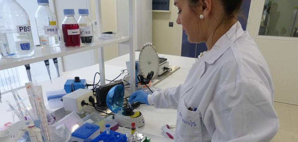 Oncomatryx logra una ampliación de capital de nueve millones para ensayar un nuevo fármaco contra el cáncer