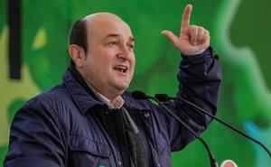 Ortuzar pide a Sortu que condene los ataques al PNV con la misma rotundidad que el de Amurrio