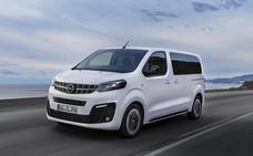 Opel Zafira Life, cuarta generación