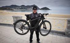 «Hace casi cuarenta años que no me subo en una bici»