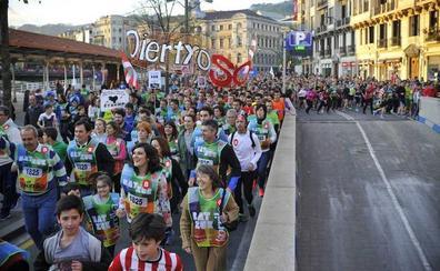 Korrika recorrerá más de 2.000 kilómetros para hacer un 'clic' por el euskera
