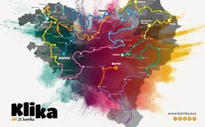 La Korrika terminará el 14 de abril en Vitoria