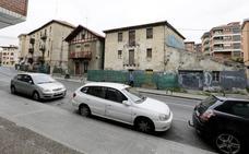 Getxo demolerá los edificios en ruinas de Sarrikobaso para levantar 64 pisos, 28 de ellos de VPO