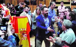 Los 300 de Abascal en Euskadi