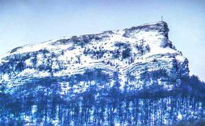 La nieve se queda en los montes y deja paso a las heladas