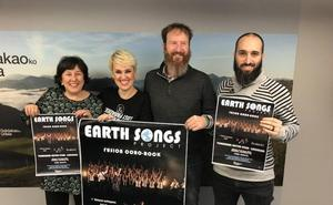 La fusión coral de 'Earth Songs Project' llega al Torrezabal de Galdakao