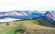 Urkiola: un paseo junto a la morada de Mari