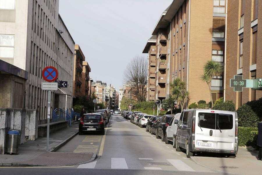 Detenido un joven de 18 años por tocamientos a una mujer en Getxo