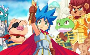 Monster Boy and the Cursed Kingdom: la continuidad de un clásico