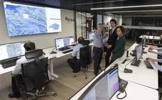 La Diputación pone en marcha un nuevo centro integral de gestión de emergencias