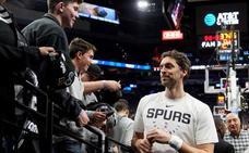 Pau Gasol recupera la titularidad con los Spurs